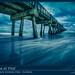 Stormy Morning at Juno Beach Fishing Pier