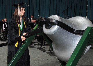 Spring 2012 Commencement | by UNC Charlotte - Stake Your Claim