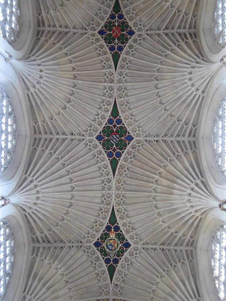 Bath Abbey interior | Bath Abbey, the beautiful ...