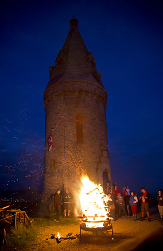 Hartshead Pike Jubilee Beacon | by s.l.j *Sam*