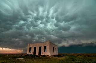 Bubbling Clouds over Southeast Colorado | by Matt Grans Photography