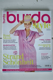 publication burda style june 2012 | by wood & wool stool