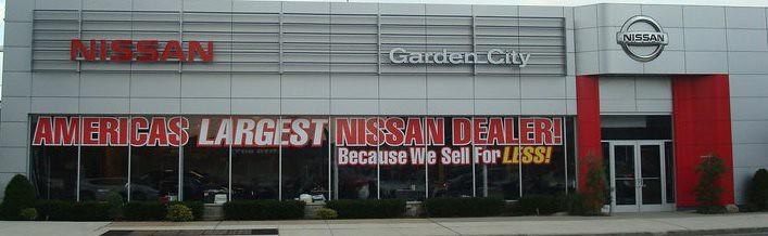 Nissan Of Garden City Nissan Nissan Dealer Car