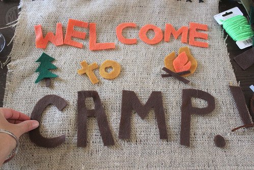 Welcome to CAMP! | by secret agent josephine