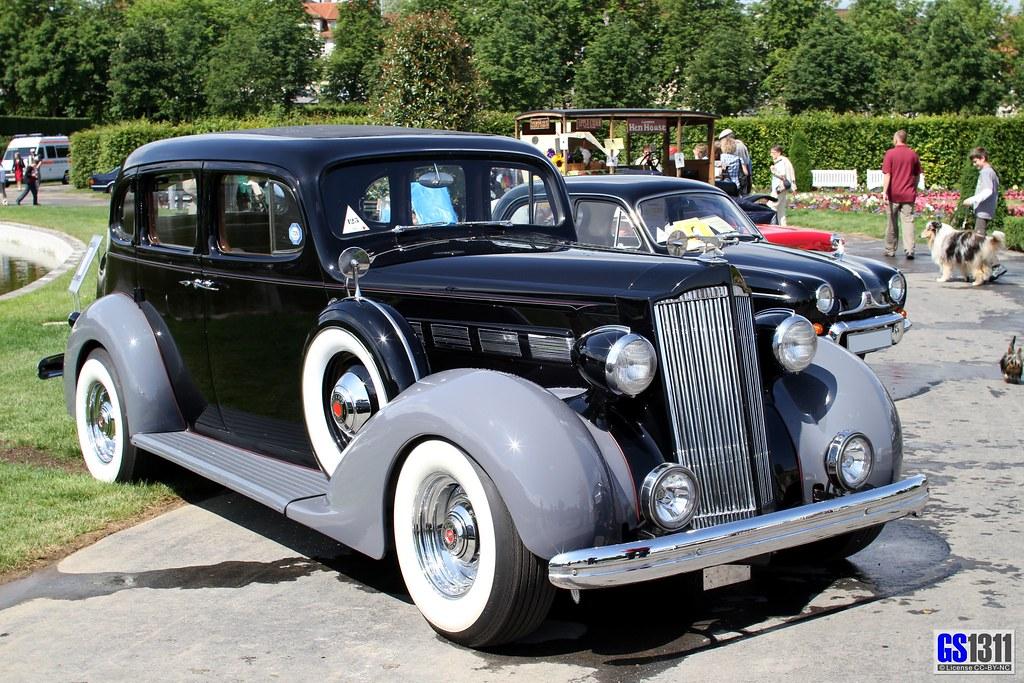 1935 1942 Packard 120 Packard Eight See More Car
