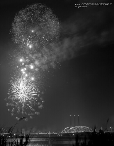 Playing With Fireworks :: 4 (in B&W) | by rizzolo