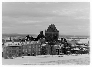 Quebec city in winter | by The Globetrotting photographer