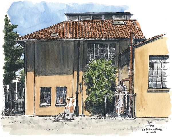 boiler building