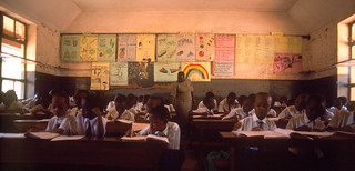 A classroom in Kampala | by World Bank Photo Collection