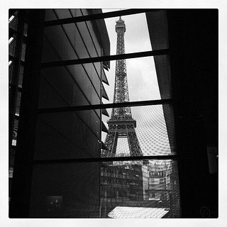 Eiffel seen from Quai Branly | by phranque