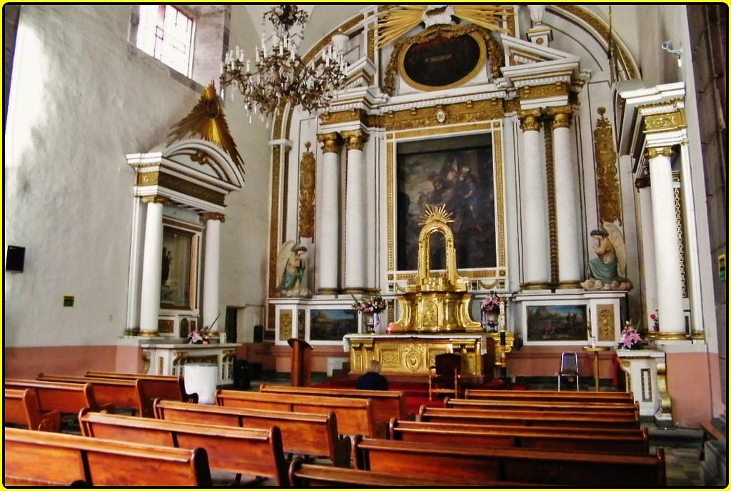 Capilla del Sagrario Metropolitano