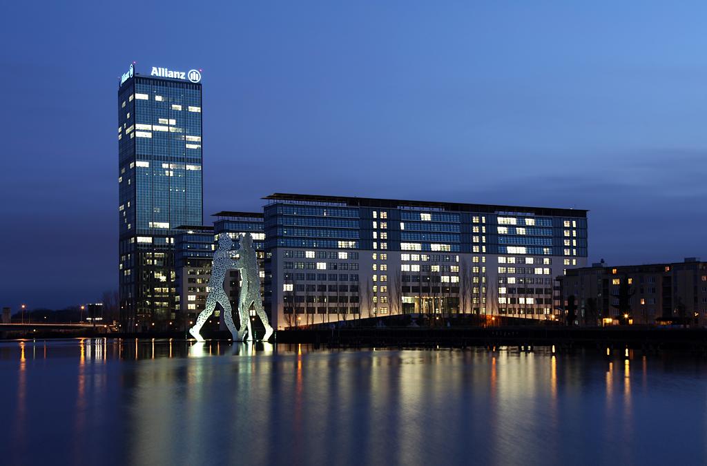 berlin allianz tower