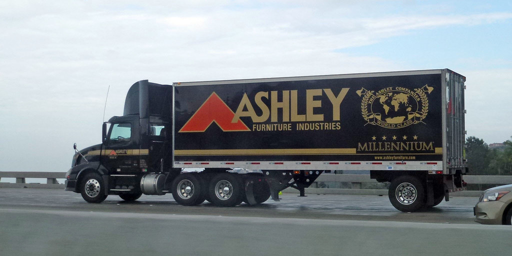 Ashley Furniture Industries Truck David Valenzuela Flickr