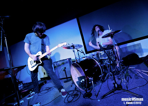 Cloud Nothings @ The Luminary Arts | by lhkwok