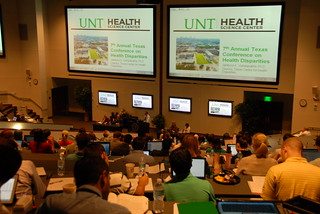 Health Disparities Conference | by UNT Health Science Center