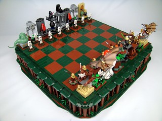 Star Wars: Return of the Jedi Lego Chess | by icgetaway