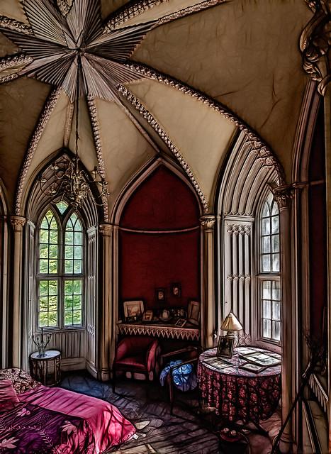 Rooms: Charleville Castle Interior