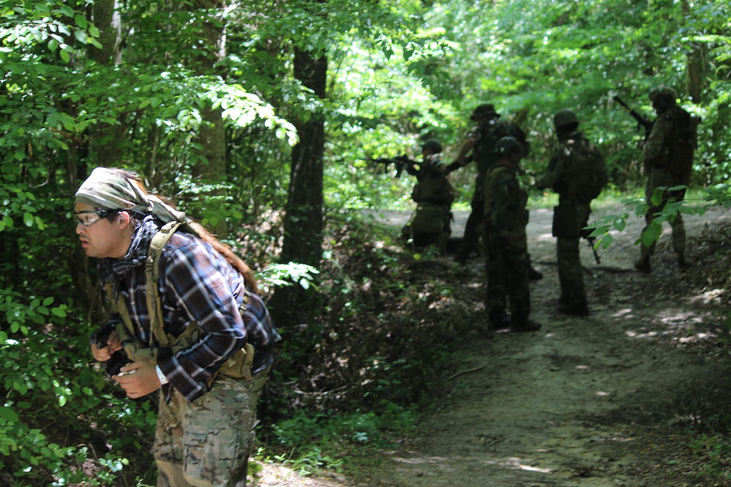 Virginia Airsoft Ballahack Largest Airsoft Field On The