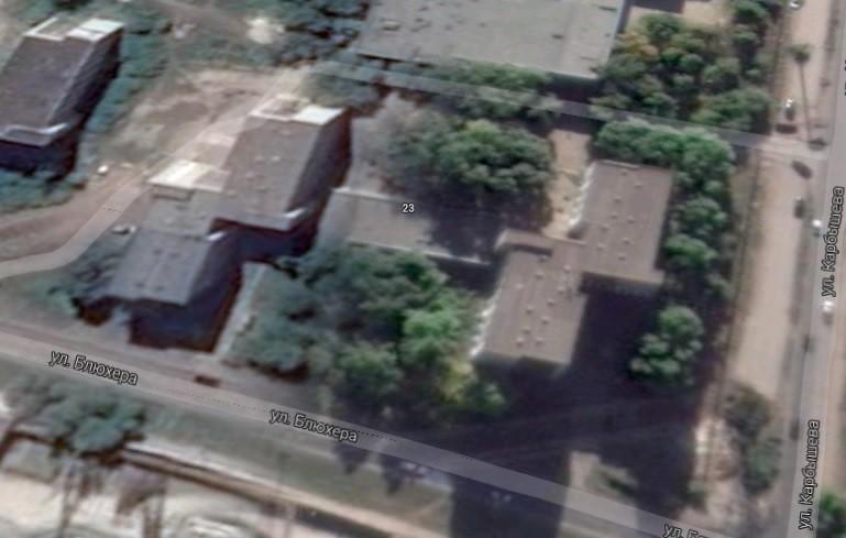 Фото: скрин Google Map