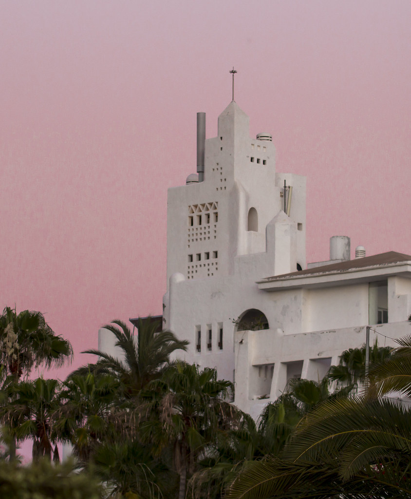 Art Deco in Adeje - Tenerife, Spain