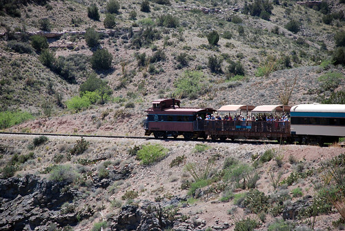 Verde Canyon Railroad | by maccandace