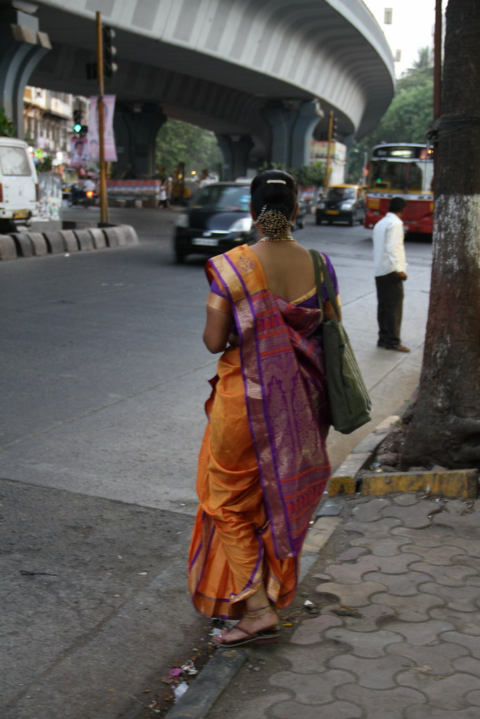The 9 Yard Maharashtrian Saree
