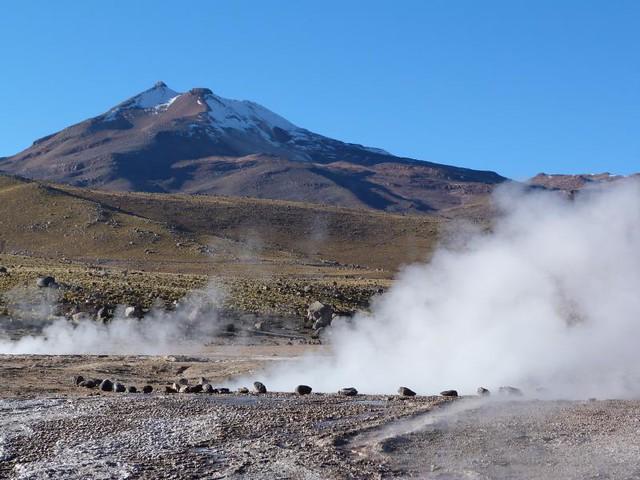 Géiseres del Tati (Atcama, Chile)