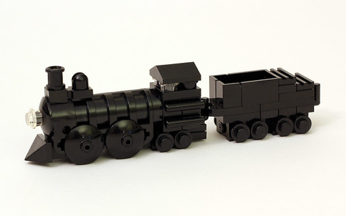 Micro Steam Engine | by JK Brickworks