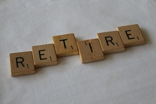 Retire | by Philip Taylor PT