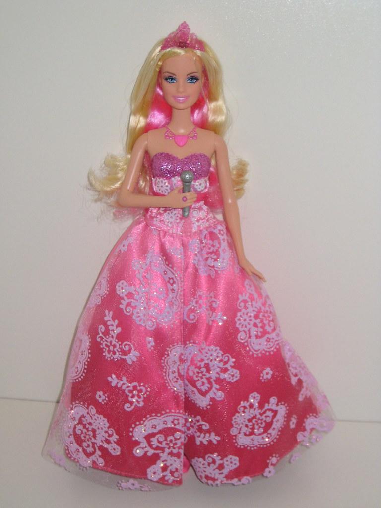 Barbie princess and the popstar tori barbie princess and - Barbie princesse popstar ...