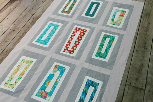 Rhapsodia Quilt Top | by Fresh Lemons : Faith