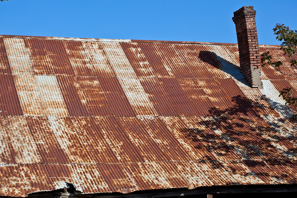 Charming Tin Roof Rusted | Jeremy Brooks | Flickr