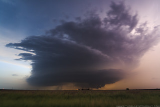 Mesocyclone Supercell | by CodyErvin