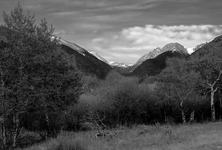 End o' the valley B&W | by Rocky Pix