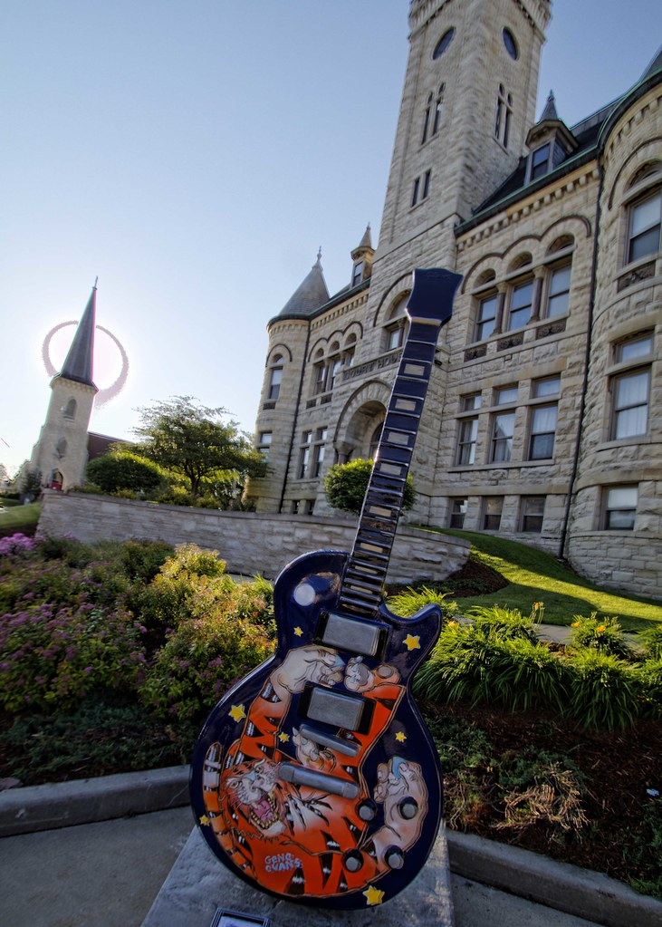 Waukesha is the Official Gibson Guitar Town   Around