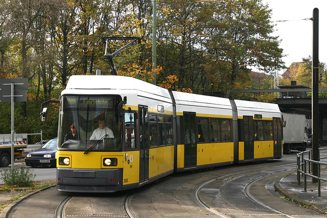 bvg 2045 berlin tram flickr photo sharing. Black Bedroom Furniture Sets. Home Design Ideas