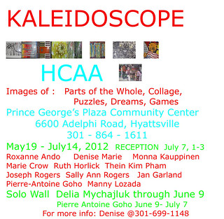 PGPCC May2012- Kaleidoscope | by Hyattsville Community Arts Alliance - Gallery