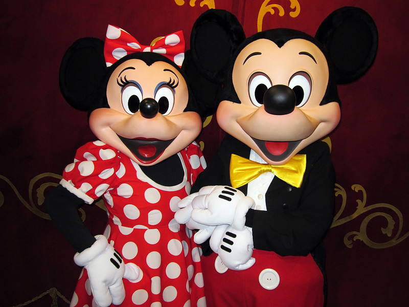 Mickey Mouse And Minnie Mouse in Love Tumblr Minnie And Mickey Mouse