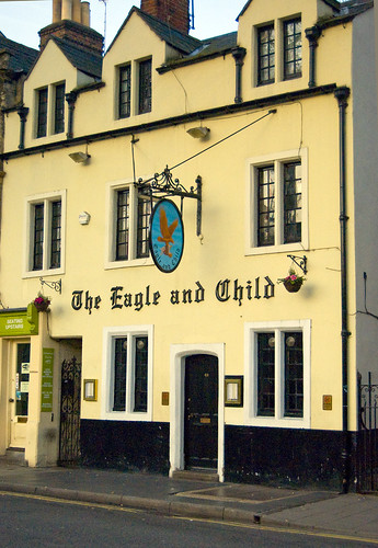Eagle & Child | by Nfielden
