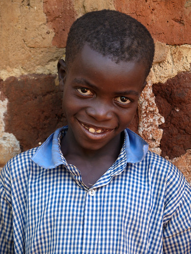 Portrait of boy in Uganda | by World Bank Photo Collection