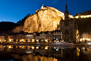 Dinant by night | by George Pachantouris