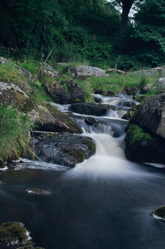 hebden ghyll 3 | by andheat
