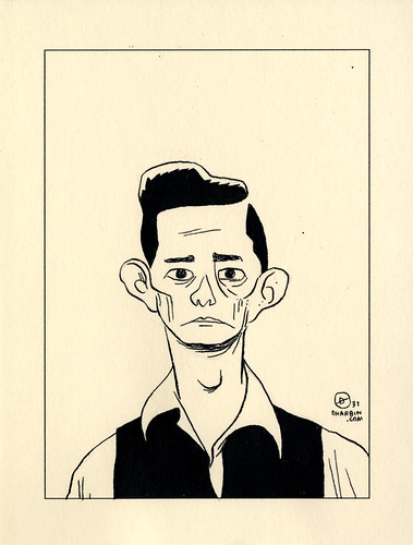 FOURTH :: Young Johnny Cash | by Dustin Harbin