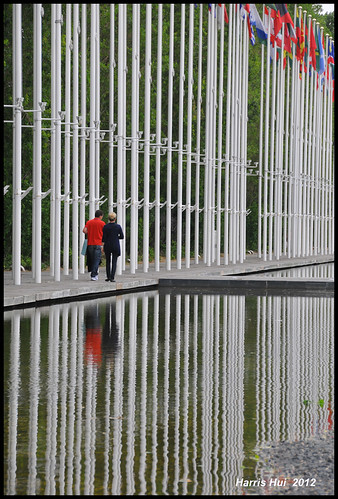 Reflecting On The Third Anniversay With Flickr - Parque das Nações Lisbon N9786e | by Harris Hui (in search of light)