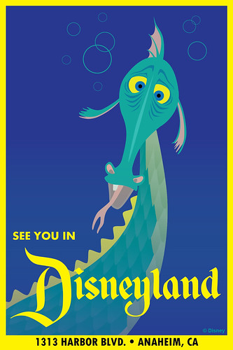 See You in Disneyland: Submarine Voyage Sea Serpent | by HonuDan