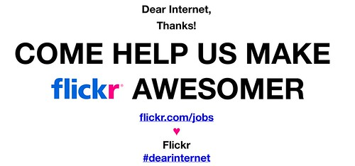 How Marissa Mayer Can Make Flickr More Awesomer Again | by Thomas Hawk