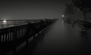 Solitude on the Boardwalk | by 8230This&That