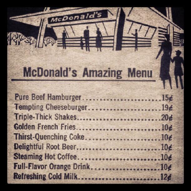 mcdonalds menu prices cyprus