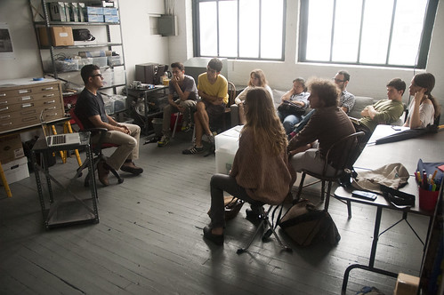 Mark Tribe talks to New York Arts Practicum | by mandiberg