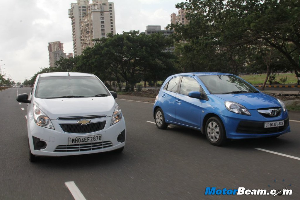 Chevrolet Beat Vs Honda Brio 10 Motorbeamcarsche Flickr